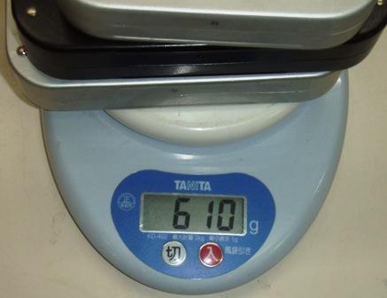 ホイットレー重量