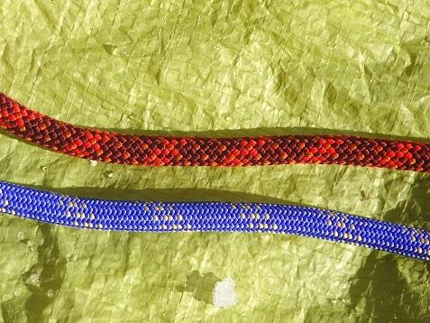 旧(赤)と新(青)オキシジェン