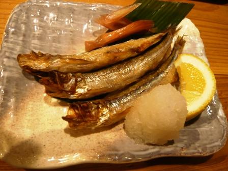 魚仁:本シシャモ