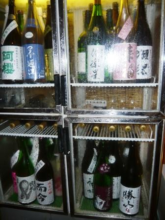 カッシーズバー:日本酒ストッカー