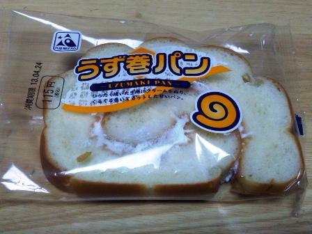 うず巻きパン