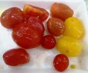 ハイタイドカフェ:野菜;フルーツトマト