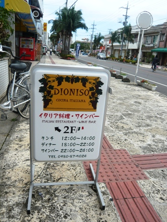 DIONISO:看板