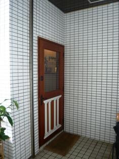 DIONISO:入り口