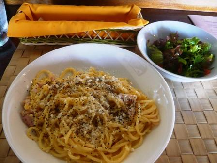 DIONISO:パスタ・サラダ