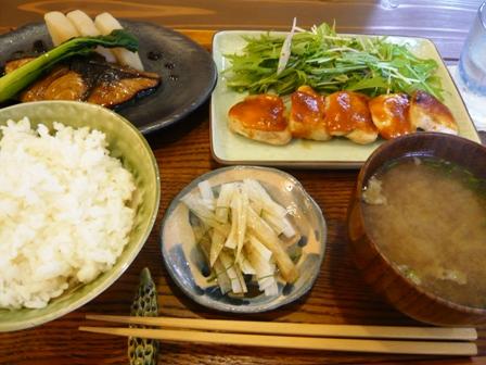 旬家ばんちゃん:料理