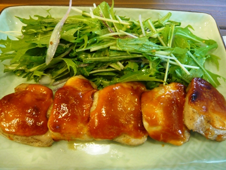 旬家ばんちゃん:料理3