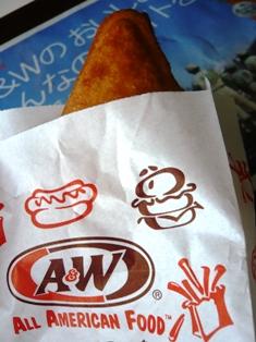 AW:アップルカスタードパイ
