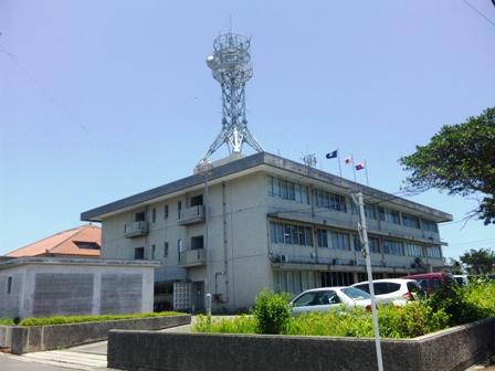 石垣港湾合同庁舎