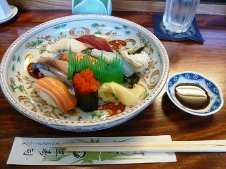 三寿司:寿司