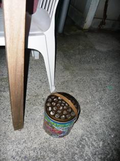 PearlBox:蚊取り線香