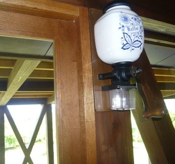 石垣島のんびりカフェ:店内