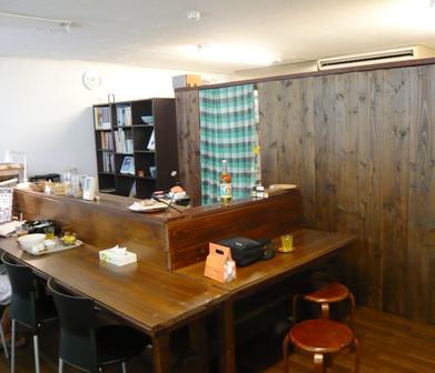 コトリーヌ喫茶室:店内2
