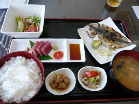 リーズキッチン:焼き魚定食