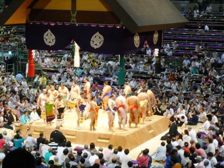 大相撲名古屋場所:幕内力士