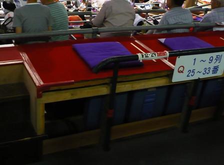 大相撲名古屋場所:座席