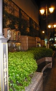 ロワール:東急ホテル入り口3