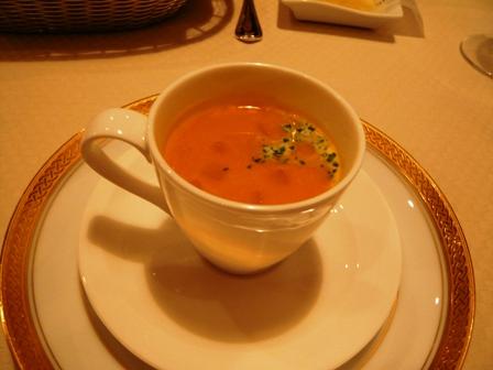 ロワール:スープ