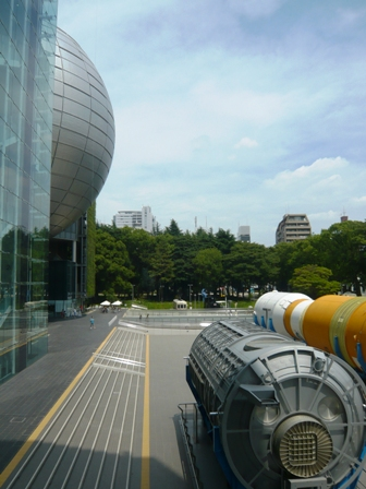 名古屋市科学館:建物