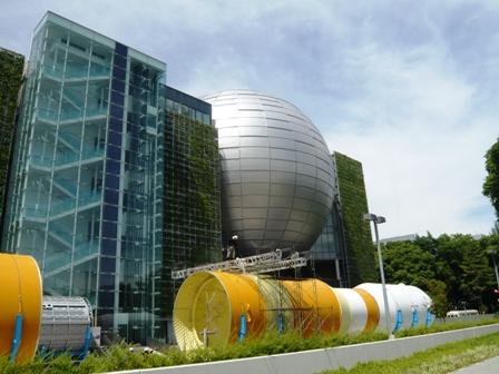 名古屋市科学館:建物2