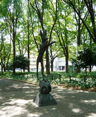 名古屋市科学館:白河公園