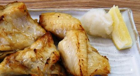 新とけい台食堂:銀かま定食2