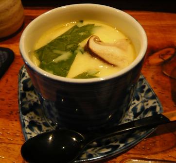 桟:茶碗蒸し