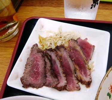 あんしん亭:焼き肉定食2