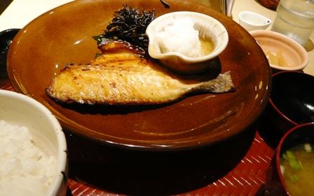 大戸屋:つぼ鯛
