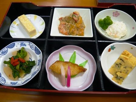 徳洲会人間ドック:昼食