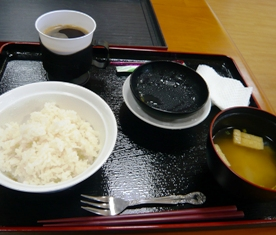 徳洲会人間ドック:昼食2