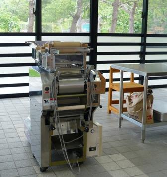 いしぐふー:製麺機