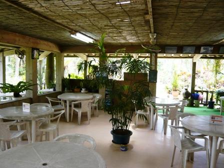 バラビドー観光農園:レストハウス1