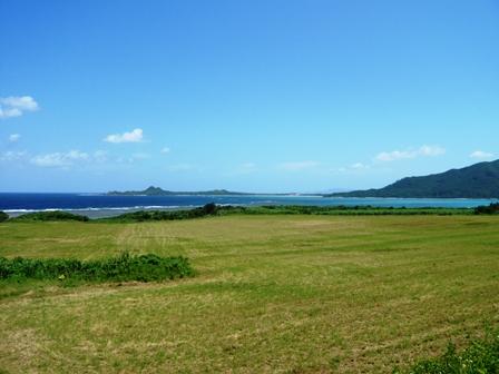 石垣島フルーツランド:店の前
