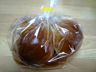 フレッシュベーカリー:レーズンパン袋売り