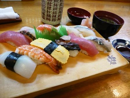 はーりー:上寿司