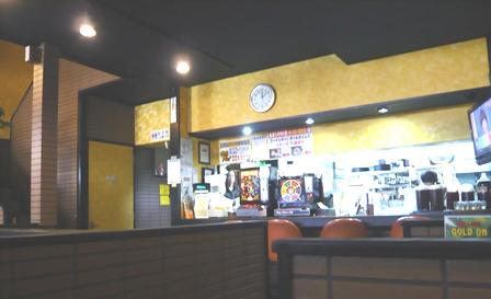 GOLD ON:店内1