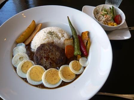 アムリタ食堂:石垣牛カレー2