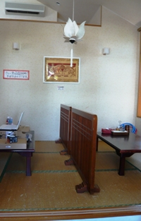 アムリタ食堂:店内2