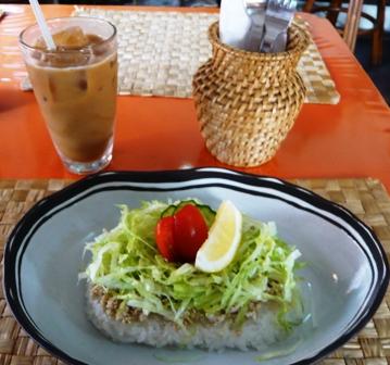 タコライスカフェ ビーチ:アジアンチキン