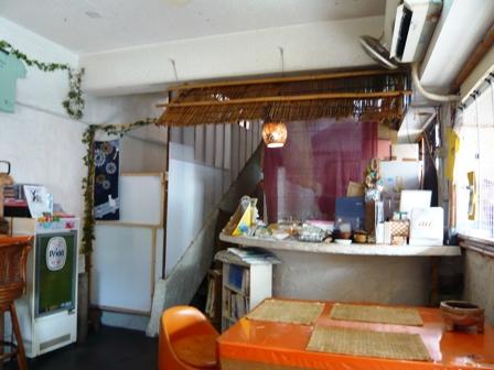 タコライスカフェ ビーチ:店内3