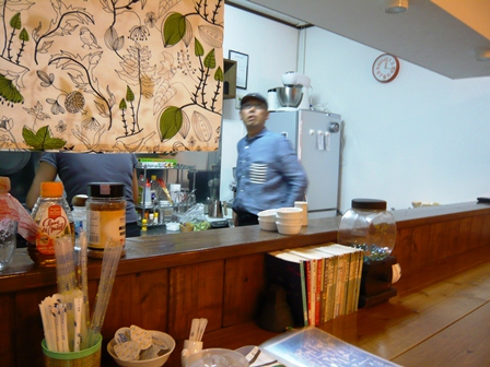 カフェせん:店内3