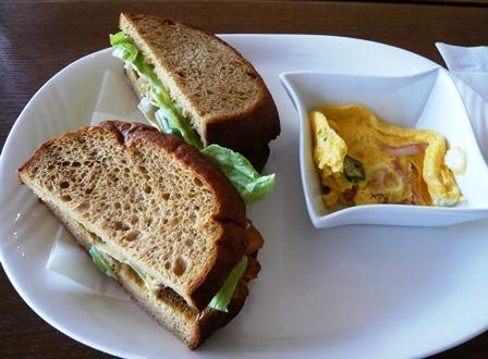 シュシュ:サンドイッチプレート