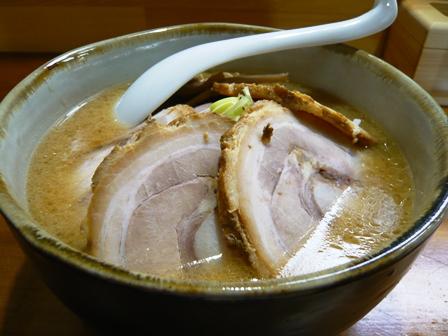 寿寿巳家:味噌チャーシュー