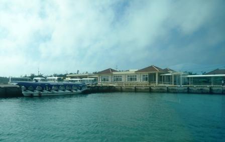 竹富島東港