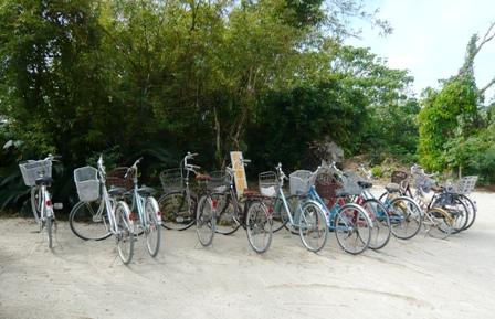 やらぼ:自転車置き場