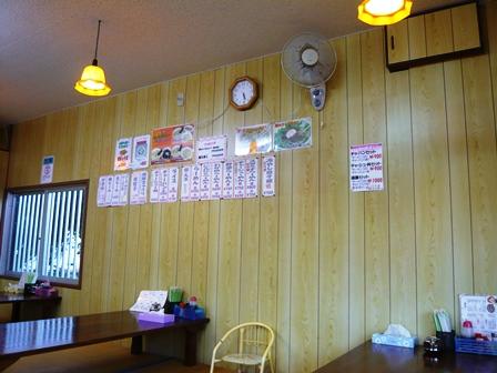 麺工房:店内1