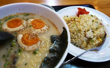 麺工房:満腹セット