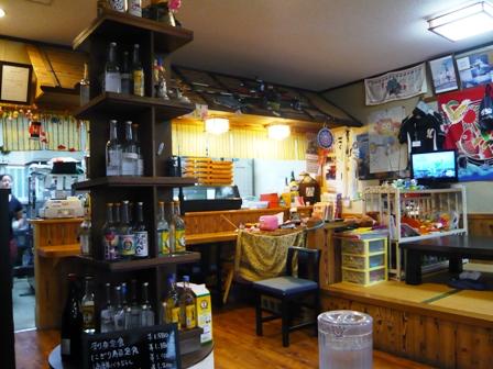 味屋じんべい:店内2
