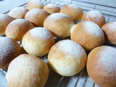 薄皮プチ丸パン